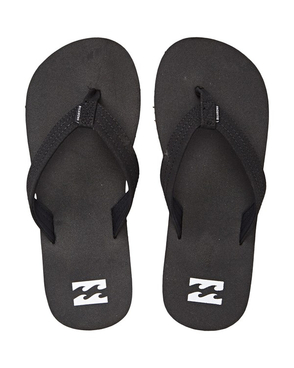 0 Boys' Boys' Stoked Sandals Black BFOTNBST Billabong