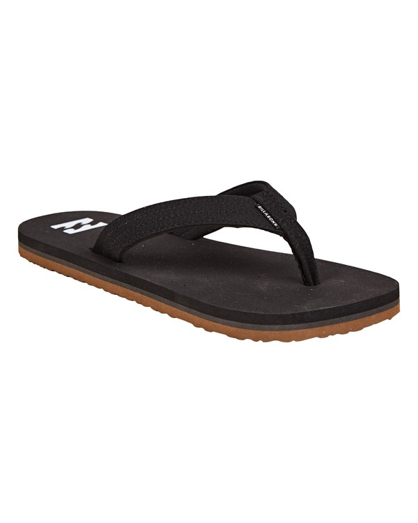 0 Boys' Stoked Sandals Black BFOTNBST Billabong
