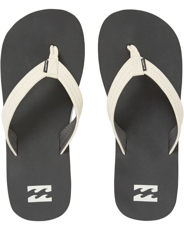 0 Boys' Stoked Sandals Grey BFOTNBST Billabong