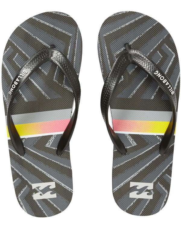 0 Boys' Tides Sandals  BFOTNBTI Billabong