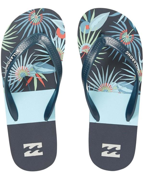 0 Boys' Tides Sandals  BFOTNBTI Billabong