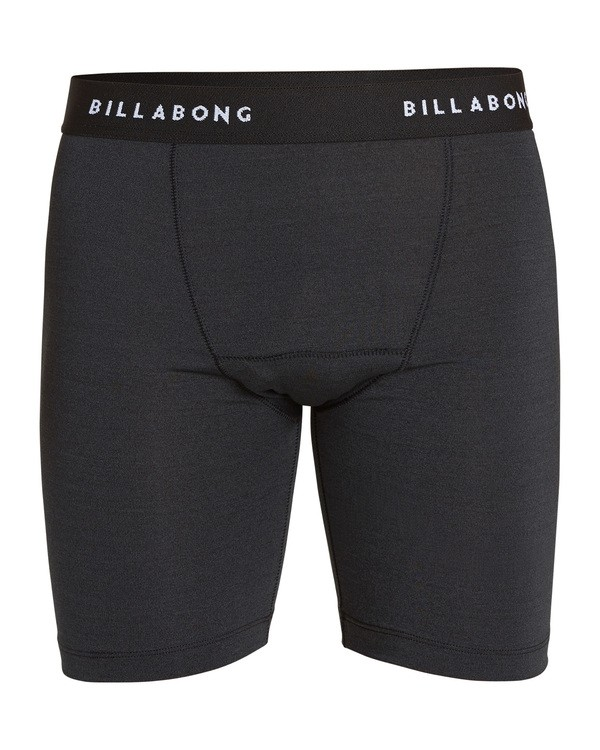 0 Boys' All Day Surf Undershort Black BR881BAS Billabong