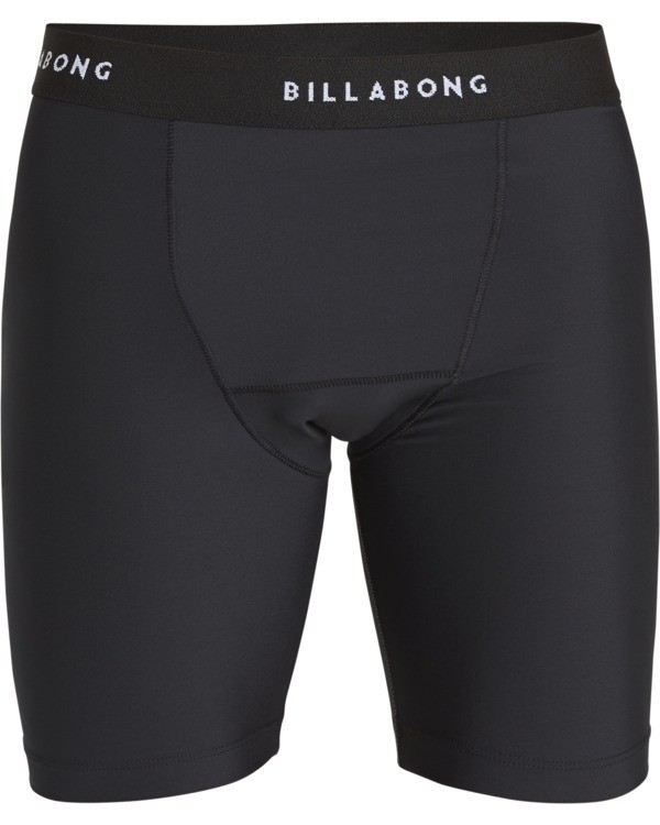 0 Boys' All Day Surf Undershort Black BR881BAS Billabong