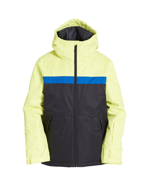 0 Boy's All Day Jacket Yellow BSNJVBAD Billabong