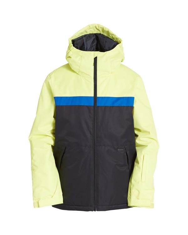 0 Boy's All Day Jacket Yellow BSNJVBAD Billabong