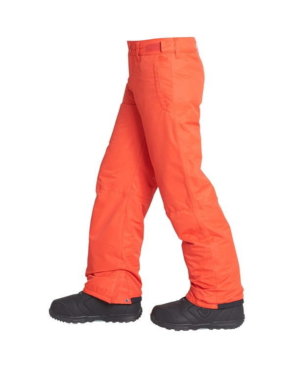 0 Boy's Outerwear Pant Orange BSNPVBGP Billabong