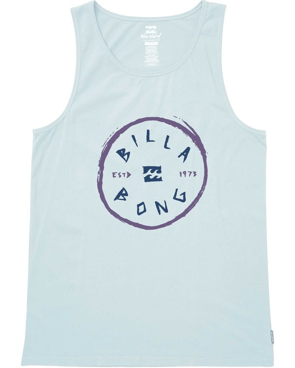 0 Boys' Rotohand Tank  BT83TBRH Billabong