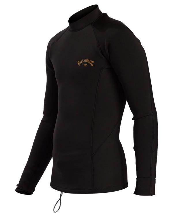 0 Boys' 202 Revolution Interchange Jacket Black BWSH3BT2 Billabong