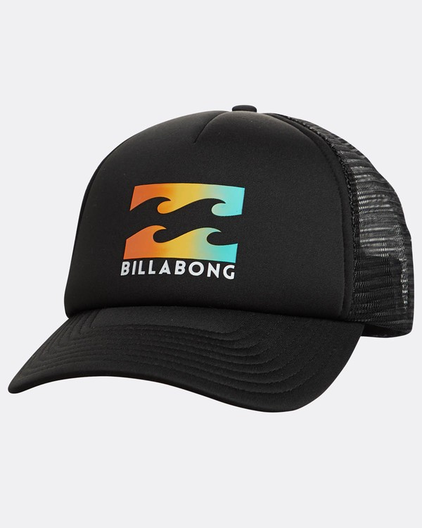 0 Podium - Trucker cap for Men Black C5CT01BIP7 Billabong