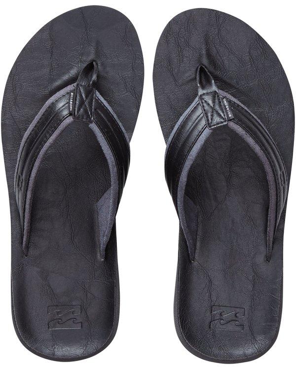 0 Caldwell Flip Flops Negro C5FF07BIP7 Billabong