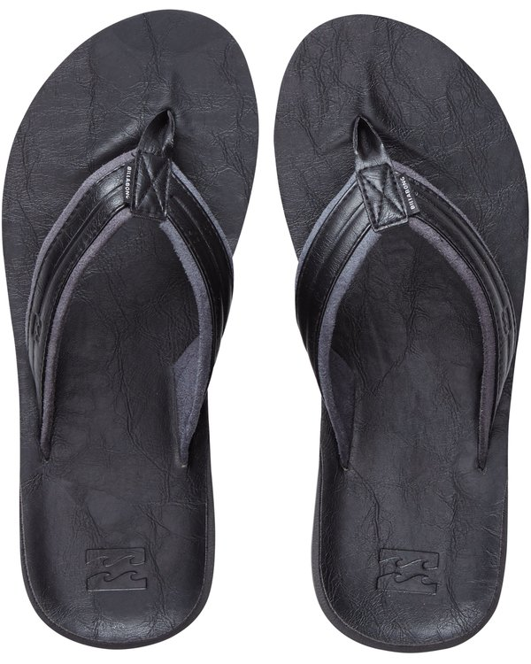 0 Caldwell Flip Flops Black C5FF07BIP7 Billabong