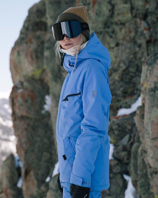 0 Eclipse Snow Jacket Brown EBJTJ00100 Billabong