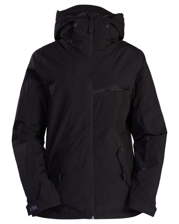 0 Eclipse Snow Jacket Black EBJTJ00100 Billabong