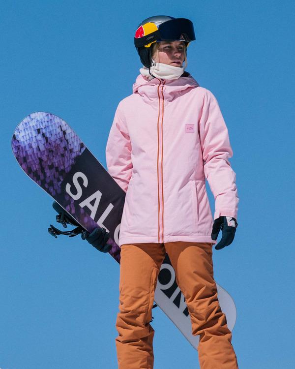 0 Sula Snow Jacket White EBJTJ00106 Billabong