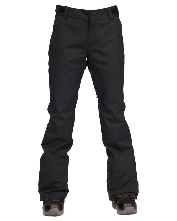 0 Malla Snow Pants Black EBJTP00103 Billabong