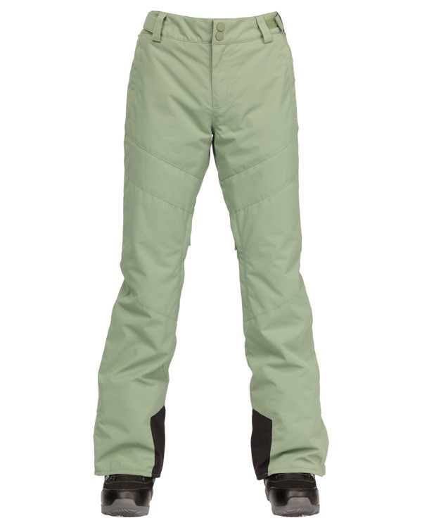 0 Malla Snow Pants Green EBJTP00103 Billabong