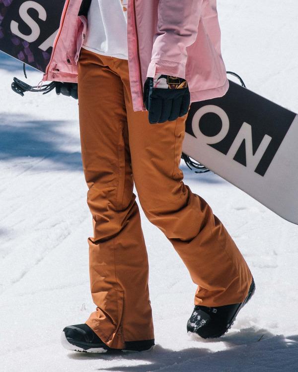 0 Terry Snow Pants Brown EBJTP00106 Billabong