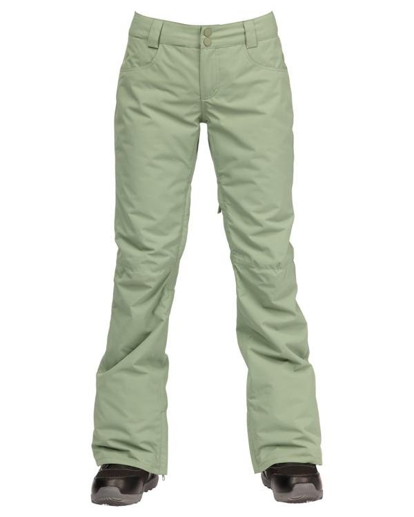 0 Terry Snow Pants Green EBJTP00106 Billabong