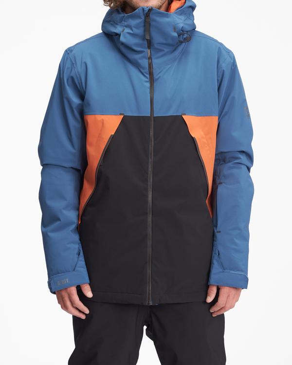 0 A/Div Expedition Snow Jacket Multicolor EBYTJ00107 Billabong