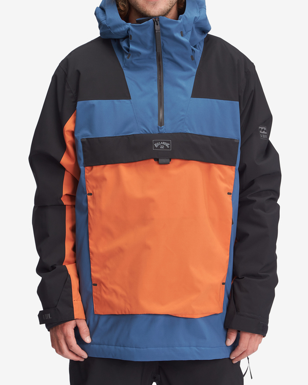 0 A/Div Quest Hooded Snow Jacket Multicolor EBYTJ00108 Billabong