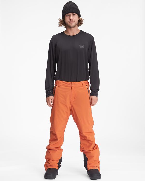 0 A/Div Compass Snow Pants Pink EBYTP00103 Billabong