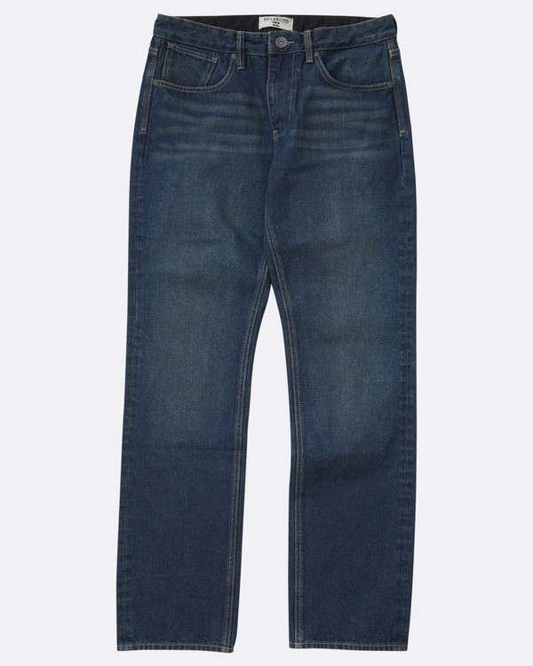 0 Fifty Jean Bleu F1PN02BIF7 Billabong