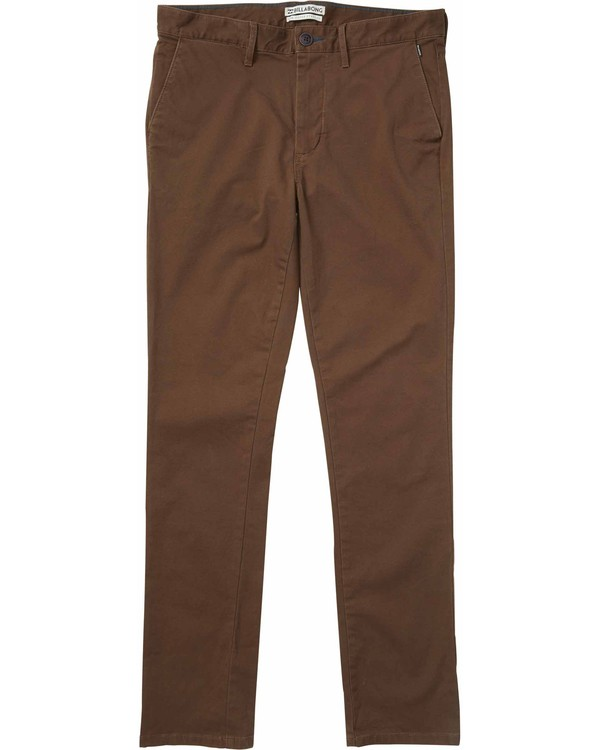 0 New Order Chino Pants  F1PT01BIF7 Billabong