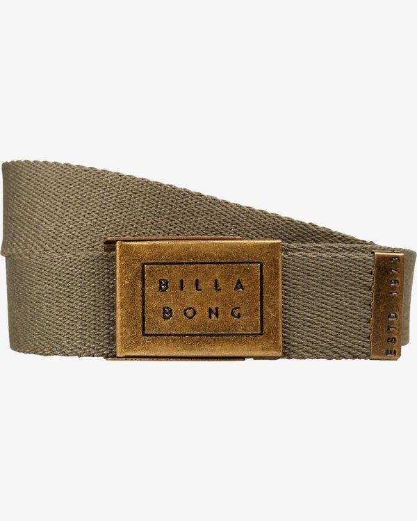 0 Sergeant Belt  F5BL02BIF7 Billabong