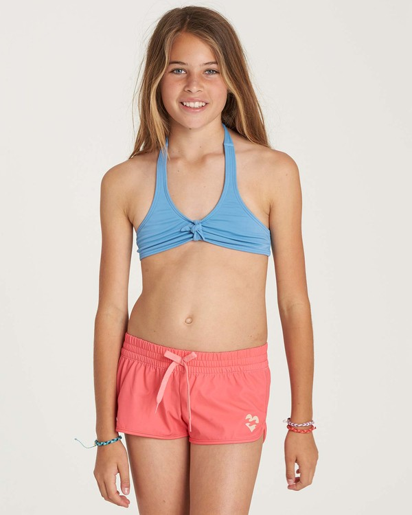 0 Girls' Sol Searcher Volley Boardshort  G101NBSO Billabong