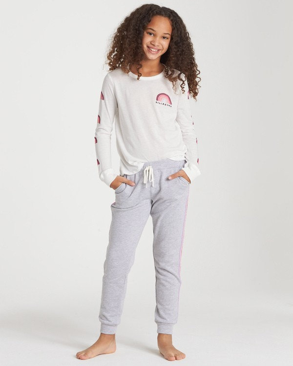 0 Girls' Takin Chances Pant Grey G302WBTA Billabong