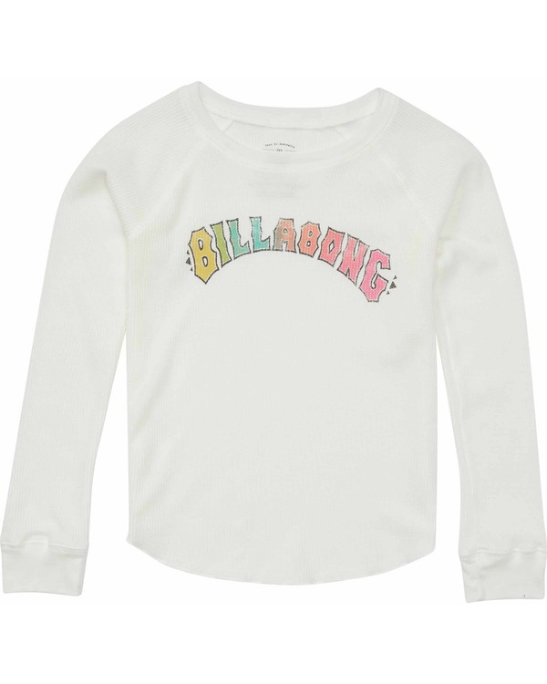 0 Girls' Wild Child Long Sleeve Tee  G413MWIL Billabong