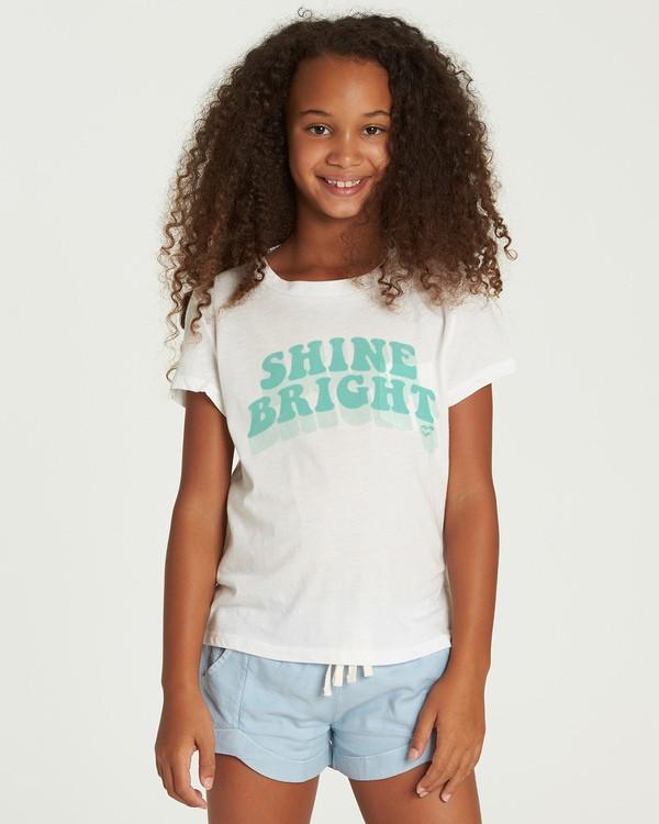 0 Shine Bright T-Shirt  G424UBSH Billabong