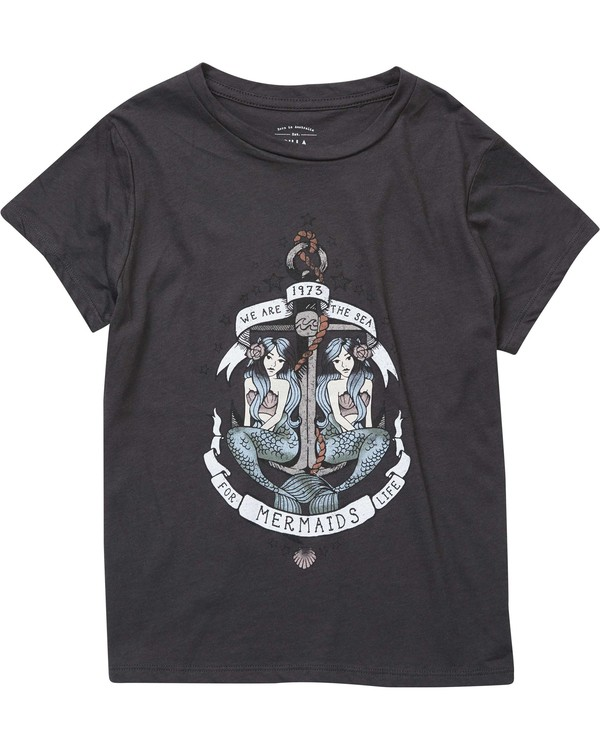 0 Girls' We Are Mermaids T-Shirt  G484NBWE Billabong
