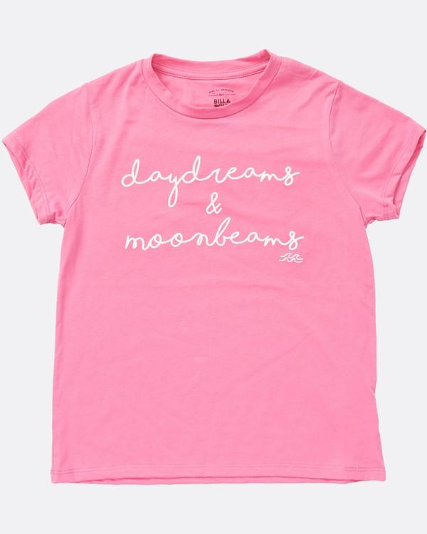 0 Girls' Moon Beams And Dreams T-Shirt  G484SBMO Billabong