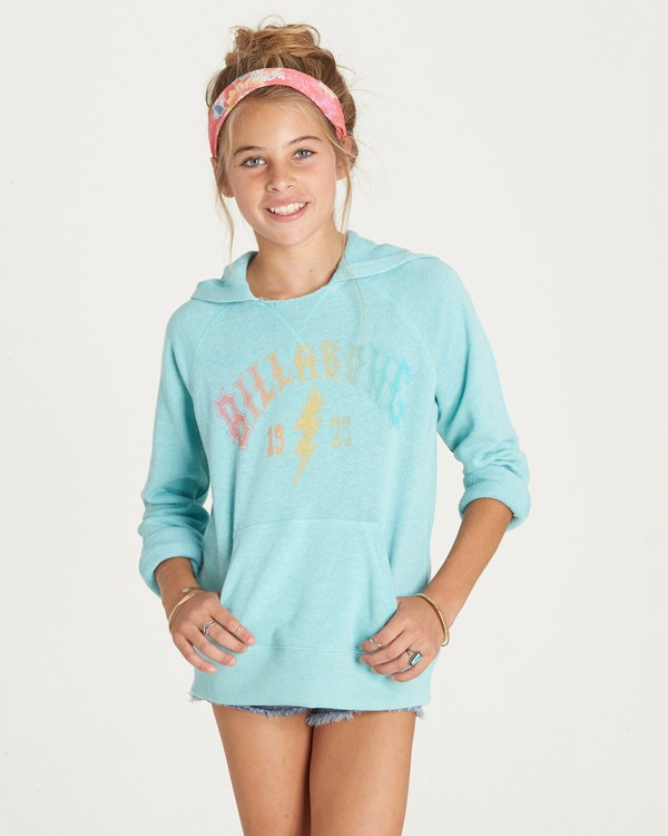 0 Girls' Wanna Go Hoodie  G602LWAN Billabong