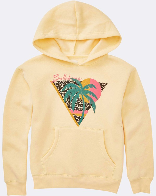 0 Girls' Beach Break Hoodie  G651TBBE Billabong