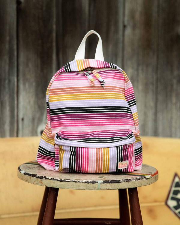 0 Girls' Mini Mama Jr Backpack Red GABGWBMI Billabong