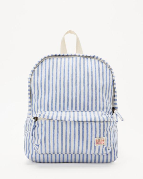 0 Girls' Mini Mama Jr Canvas Backpack Black GABGWBMI Billabong