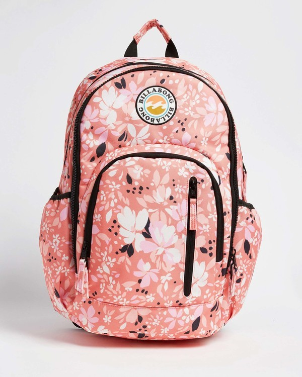 0 Girls' Roadie Jr Backpack Multicolor GABK3BRO Billabong