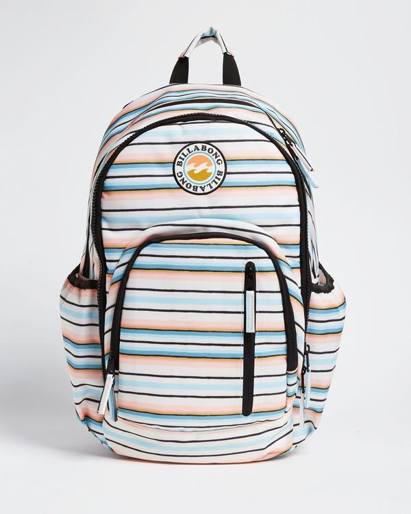 0 Girls' Roadie Jr Backpack Red GABK3BRO Billabong