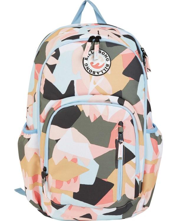 0 Girls' Roadie Jr Backpack  GABKQBRO Billabong