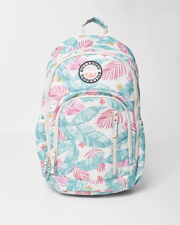 0 Girls' Roadie Jr Backpack Blue GABKQBRO Billabong