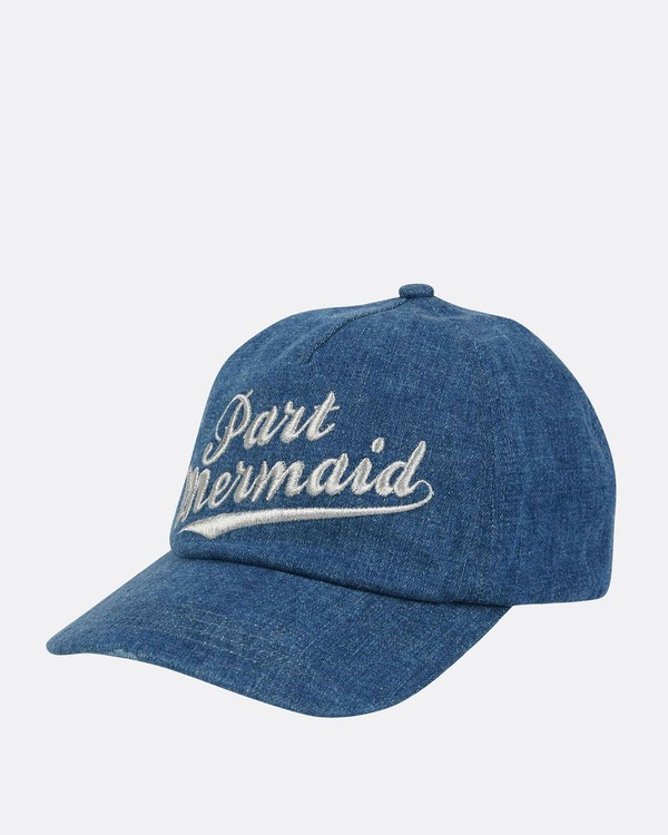 0 Girls' Surf Club Cap Blue GAHWPBSU Billabong
