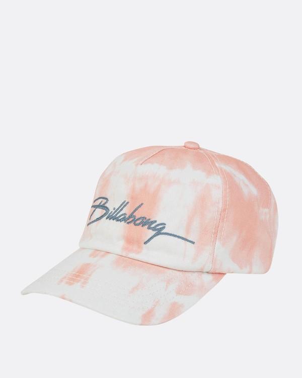 0 Girls' Surf Club Cap Pink GAHWPBSU Billabong