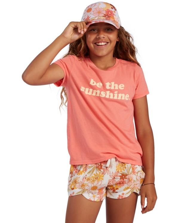 0 Girls' Shenanigans Trucker Hat Grey GAHWQBSH Billabong