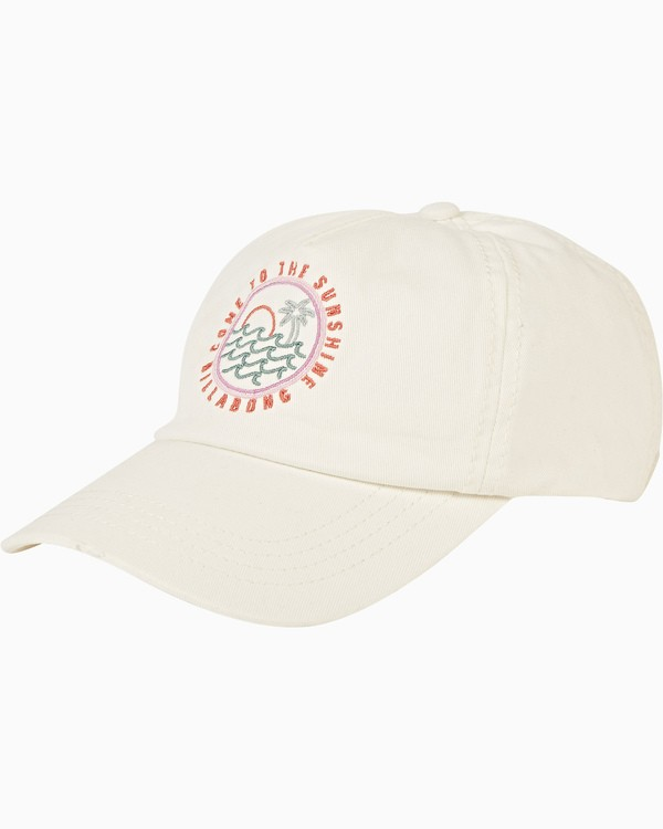 0 Girls' Surf Club Baseball Cap Black GAHWQBSU Billabong