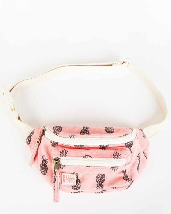 0 Girls' Zip It Jr Waist Pack Pink GATVWBZI Billabong
