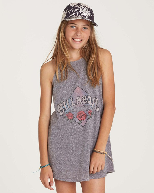 0 Girls' Choose You Dress  GD01NBCH Billabong