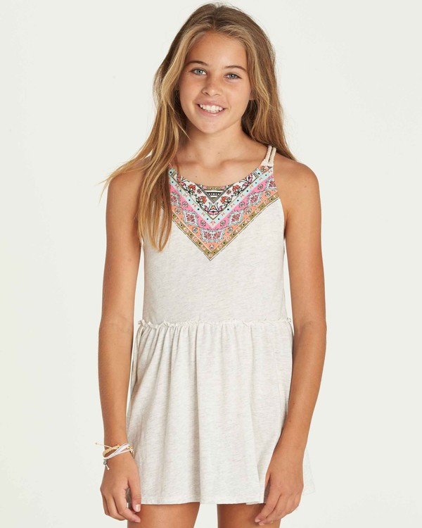 0 Girls' Soul Wax Dress  GD06PBSO Billabong