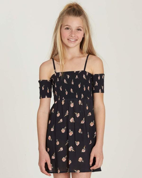 0 Girls' Flora Soiree Dress  GD07MFLO Billabong